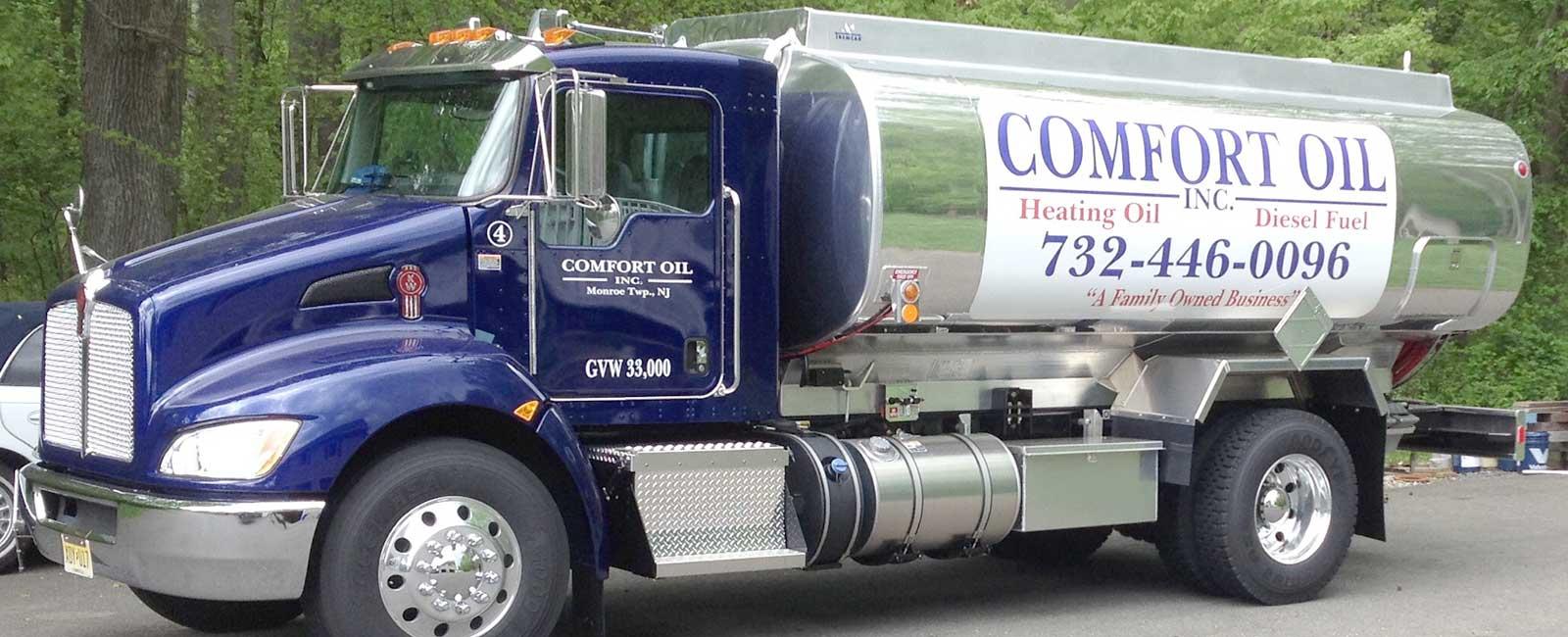 Comfort Oil Inc